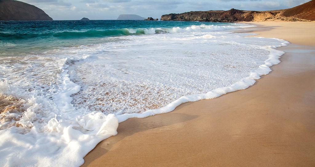 isola la graciosa - mare - Visit Canarias