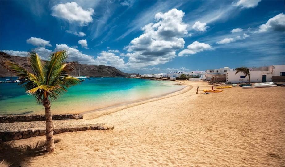 la-graciosa - spiaggia - Visit Canarias